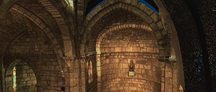 paseo virtual por interior de edificios