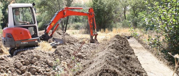 excavacion arqueológica