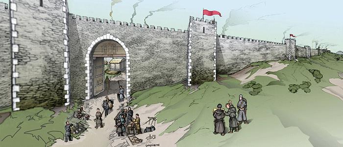 muralla vitoria-gasteiz